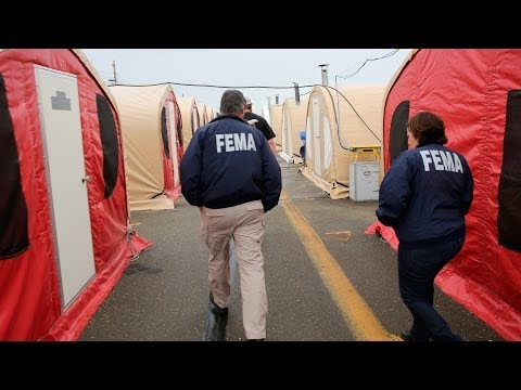 FEMA Secret Camps In USA?