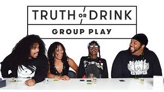Duranged Pitt's Family Plays the Game Truth or Drink (Duranged, Brajoro, Debbie & Passion) | Cut