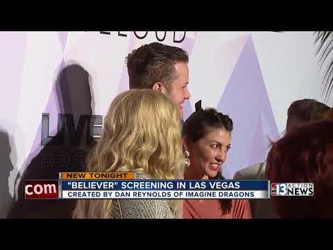 VIP Screening Of HBO Documentary Film BELIEVER Held In Las Vegas