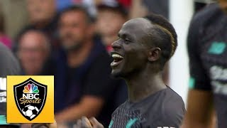 Mane curls in lovely strike to put Liverpool ahead v. Southampton | Premier League | NBC Sports