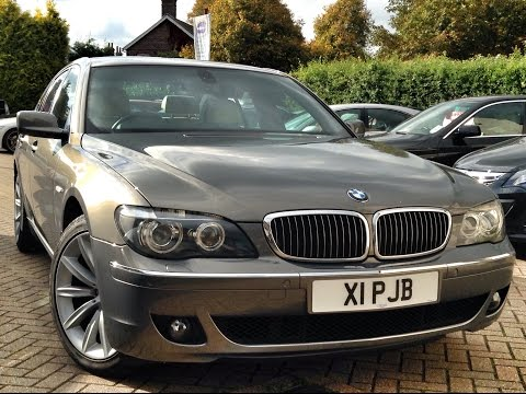 BMW 730d  SE Stratus Exclusive Edition for Sale at CMC-Cars, Near Brighton, Sussex