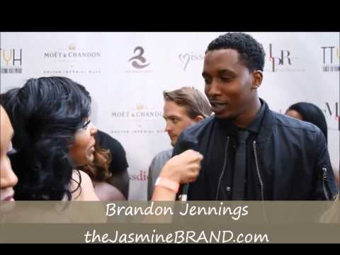 NBA Baller Brandon Jennings On His Injury, Relationship With Lashontae Heckard And Their New Baby