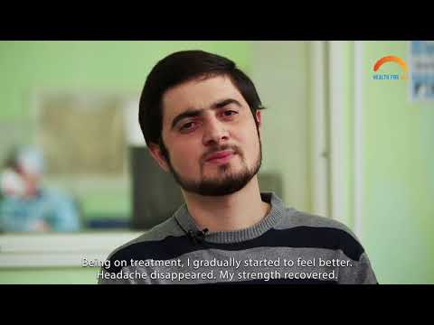 """Karam's Story: TB services in Moscow extend """"health for all"""" to the most vulnerable"""