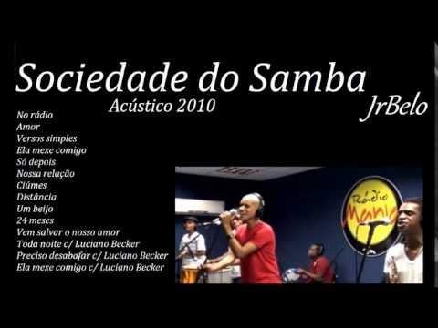 Sociedade Do Samba Cd Completo Radio Mania (2009) - JrBelo