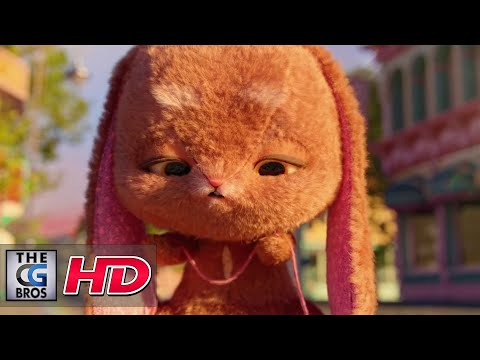 "CGI 3D Animated Short: ""Unbreakable"" - by Roof Studio 