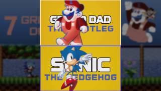 Grand Dad Mania vs Sonic Mania
