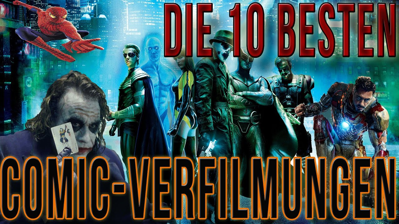 Superheldenfilme