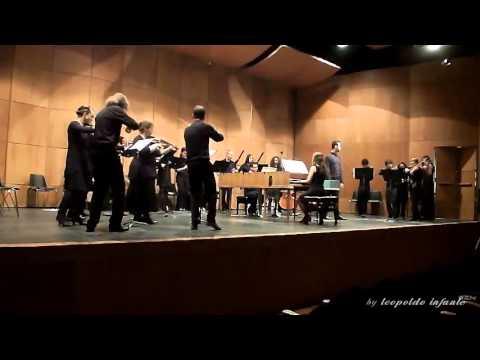 Orchestra Conservatorio Giacomantonio   Casa della Musica Cosenza   04 14