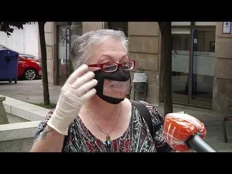 Reportaje mascarillas solidarias  para sordomudos 4 6 20