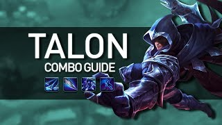 Nine combos EVERY Talon should know - Talon Combo Guide