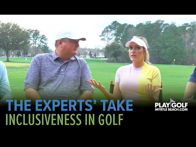The Experts' Take | Episode 6 | Inclusiveness in Golf