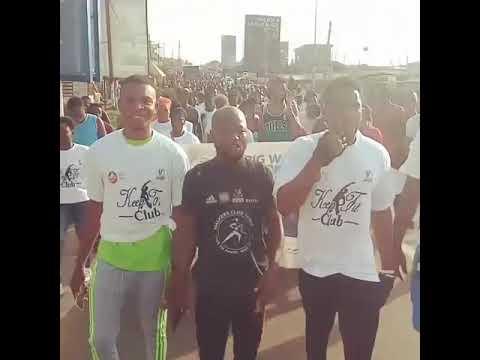 Walkers Club Ghana's  biggest gathering so far in Ho