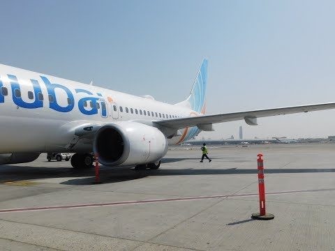 TRIPREPORT | flydubai (ECONOMY) | Boeing 737-800 | Amman-Dubai