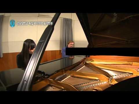 Commercial for German School of Music Weimar, Kangnam University