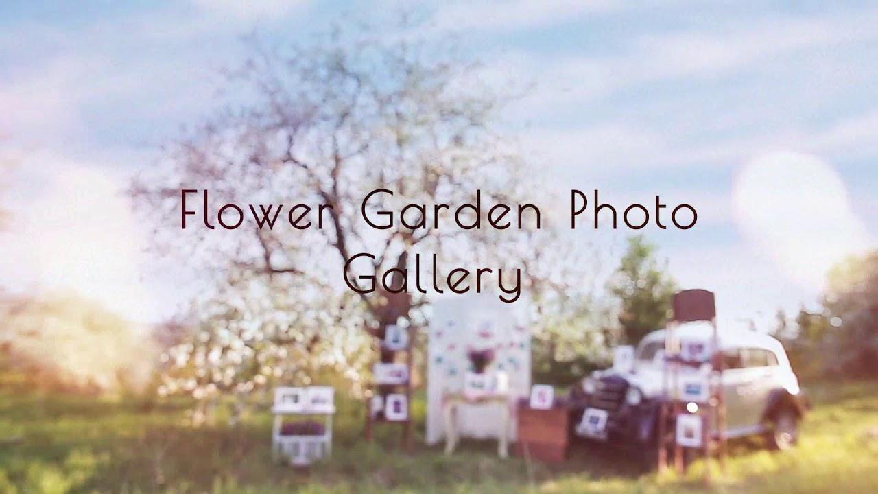Flower Garden Photo Gallery