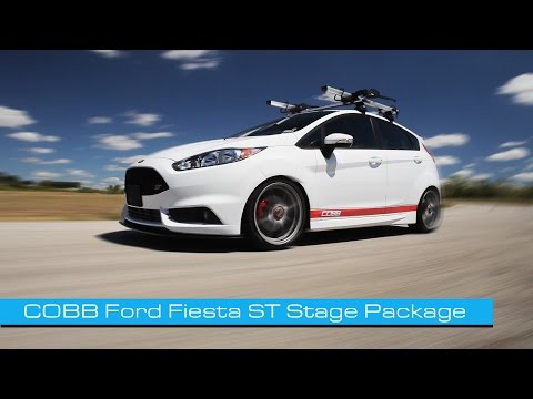 COBB Tuning - Ford Fiesta ST Stage Packages