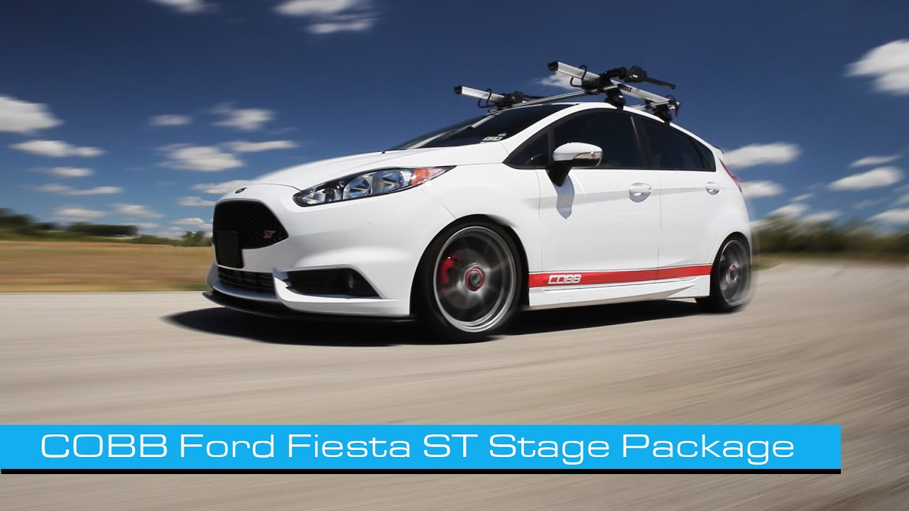 Cobb Tuning Ford Fiesta St Stage Packages Youtube