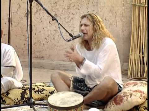 Page and Plant-City Don't Cry- Wah Wah- Live in Marrakech with Gnawa musicians. HQ