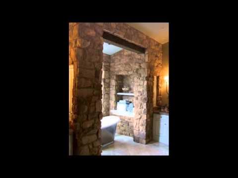 Inspiring Stone Bathroom Designs