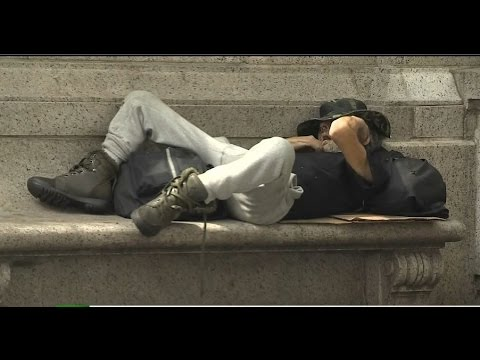 Homelessness in New York reaches highest level since Great Depression