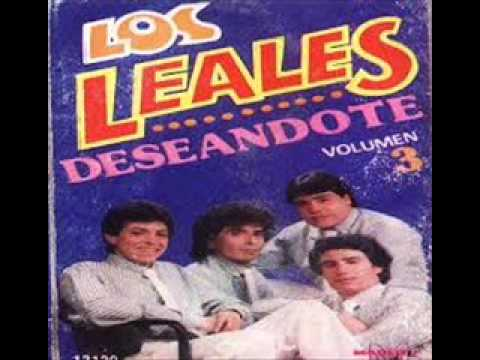 Descargar Video Los Leales - Deseandote (1989) - CD Completo