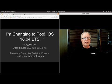 Review of Pop OS 18.04. Better than Ubuntu!