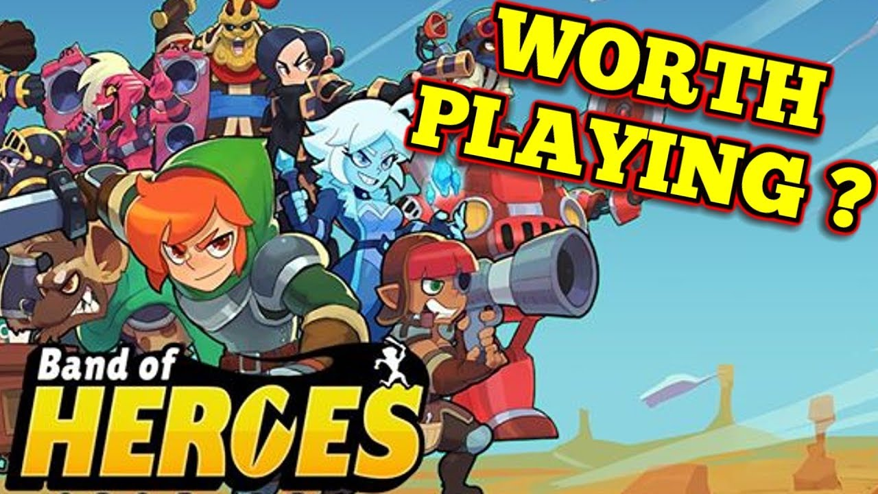 Band of Heroes  First Impressions