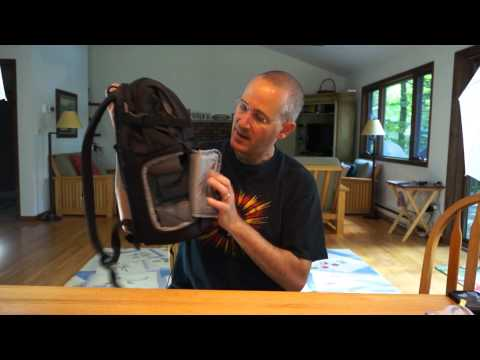 Lowepro DSLR Video Fastpack 150 AW Video Review