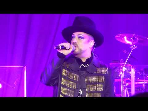 Culture Club - Do You Really Want To Hurt Me (Live - Morristown, NJ)