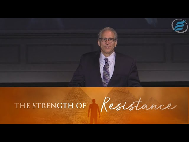 09/19/2021  | The Strength of Resistance  |  Pastor David Myers