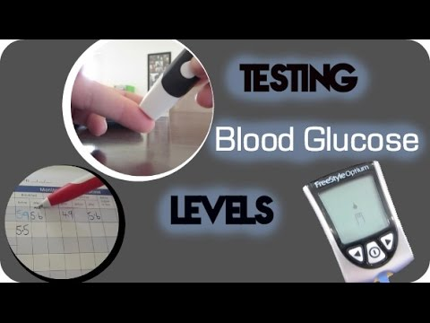 Testing Blood Glucose Levels | Gestational Diabetes