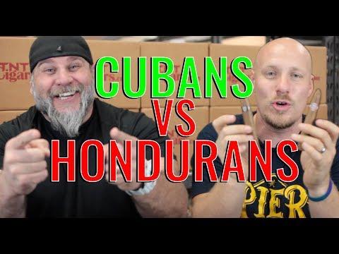 Cubans vs. Honduran Cigars!!! (f. Sancho Panza)