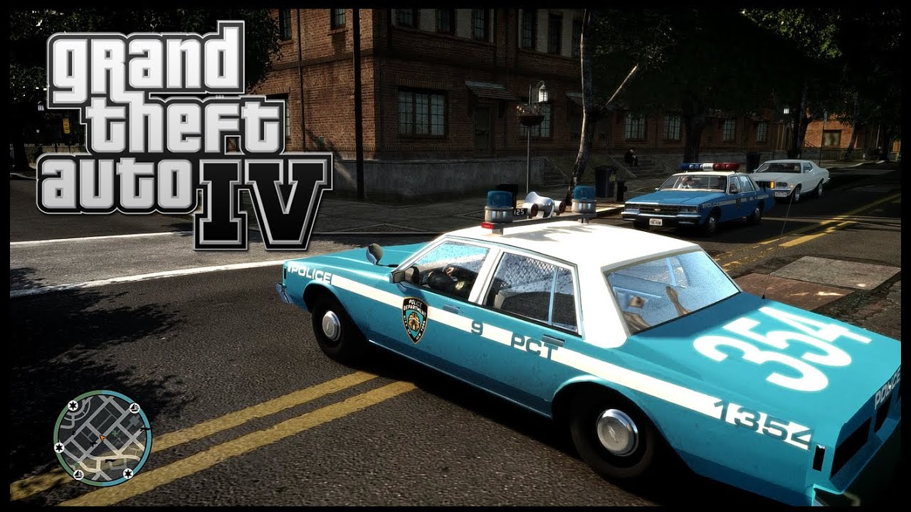How To Use Els On Default Cop Cars