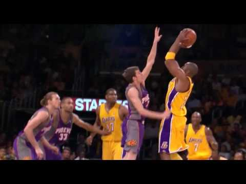 2010 Playoffs Lakers vs Suns Game 5 Highlights - HD
