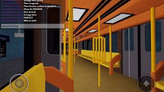 Roblox Video Part 1: 11,2,5, Lines ride