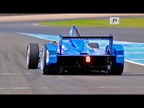 The New Sound Of Formula E (Season 2)
