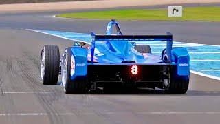 Новий Звук Формули Е (Сезон 2)