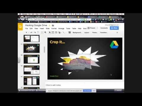 Hacking Google Drive