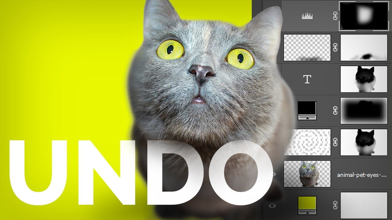 Photoshop Quick Tip: Undo Layer Visibility