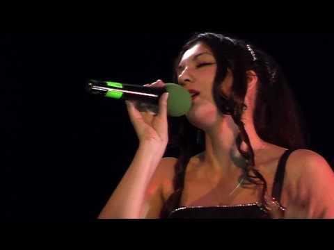 """Тя-но-ю 2009 - Daliya, Натали (Санкт-Петербург) """"Paroles, paroles"""""""