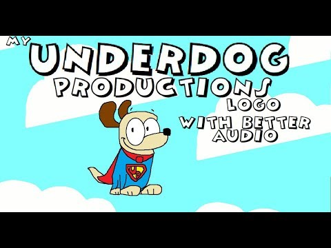 Underdog Productions Logo (My Style) But With Better Audio