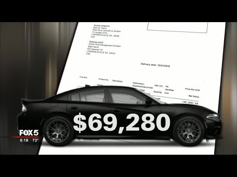I-Team: Gwinnett Sheriff Assigns Himself $70,000 Performance Car Bought With Seized Drug Money