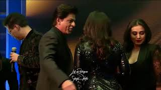 Shahrukh and Kajol in their own world