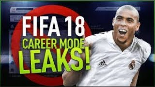 FIFA 19  *NEW CONFIRMED* Unvealing Players, Champions league draw, Fans (CAREER MODE AND ANIMATIONS)