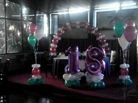 festa 18 anni sfizi delizie e party Rometta  YouTube