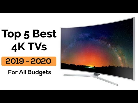 Best Tvs 2020.Best 4k Tvs 2019 2020 The Best 4k Tvs For Any Budget