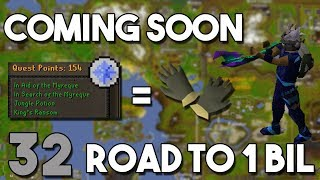 I am So Close to Barrows Gloves! - Road to 1 Bil From Nothing - Ep 32 [OSRS]