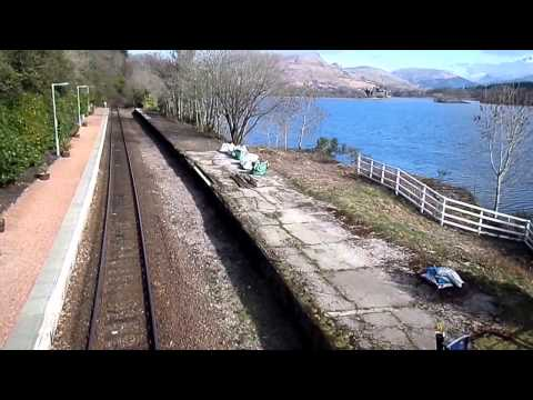 Thumbnail: Loch Awe Railway Station, Argyll and Bute