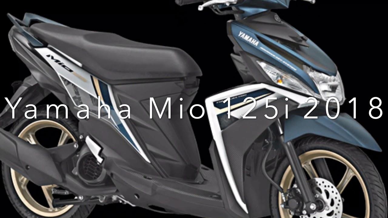 Yamaha Mio 125i 2018 Youtube Wiring Diagram