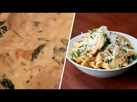 Creamy Chicken Penne Review- Buzzfeed Test #43